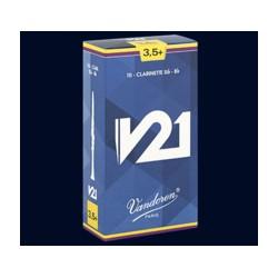 Vandoren V21 B klarinét nád