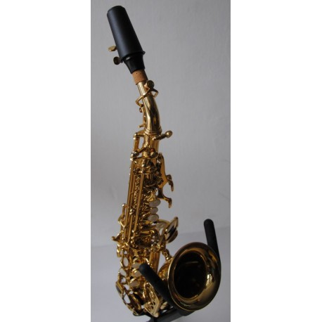Garry Paul curved soprano saxophone