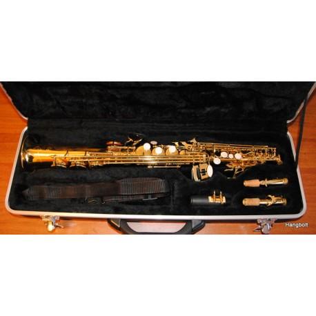 Garry Paul soprano sax