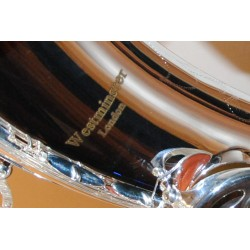 Westminster tenor saxophone