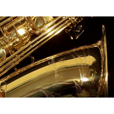 Yanagisawa T-WO1 tenor saxophone