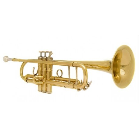 John Packer 151 MKII Bb trumpet