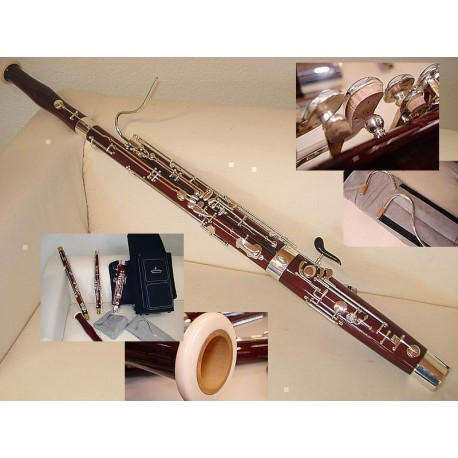 Arnolds & Sons bassoon - 2006