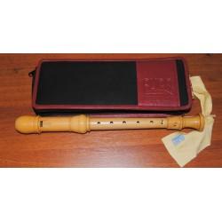 Aura Conservatorium C soprano recorder boxwood