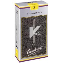 Vandoren V12 B klarinét nád