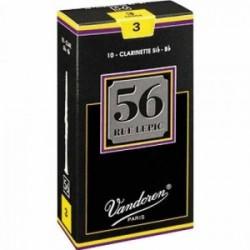 Vandoren 56 Rue Lepic B klarinét nád
