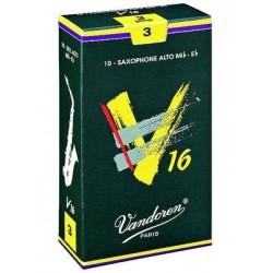 Vandoren V16 alt saxophone reed