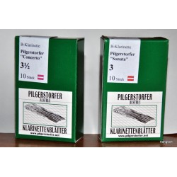 Pilgerstorfer Bb clarinet reed
