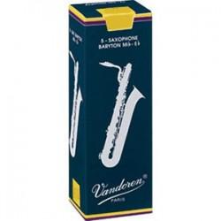 Vandoren Traditional  bariton szaxofon nád