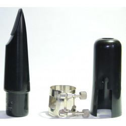 Berg Larsen  Ebonite saxophone mouthpiece