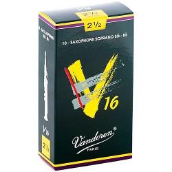 Vandoren V16 szoprán szaxofon nád