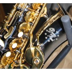 Garry Paul alto saxophone black