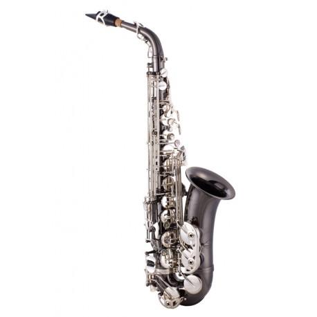 JP sax black nickel silver keys