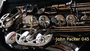 John Packer alt szaxofon