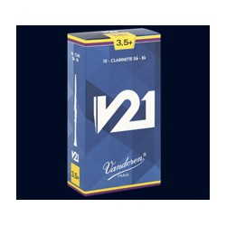 Vandoren V21 B clarinet reed