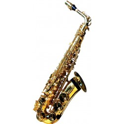 Garry Paul alto saxophone