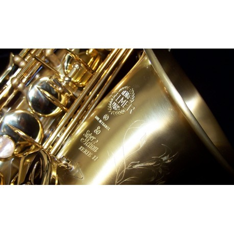 Selmer Super Action II alto