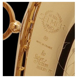 Selmer Super Action III