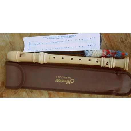 Schneider C soprano recorder
